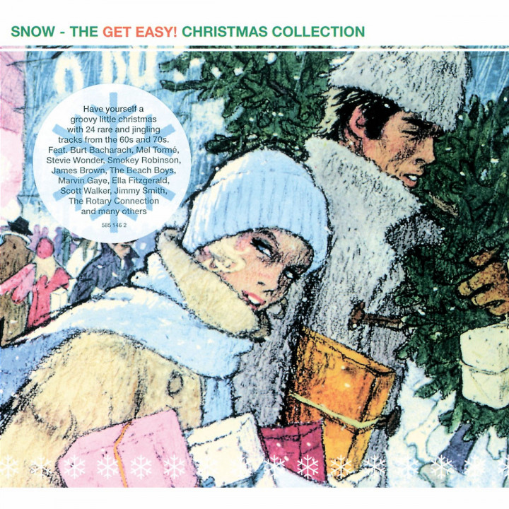 SNOW - The Get Easy! Christmas Collection 0731458514620