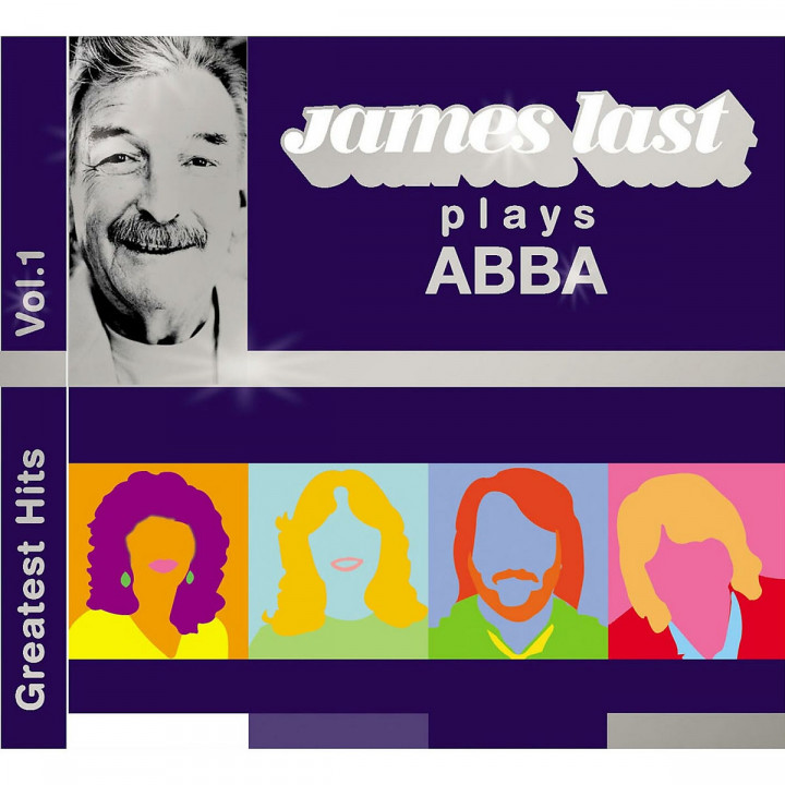 James Last Plays Abba Greatest Hits Vol.1 0731458919825