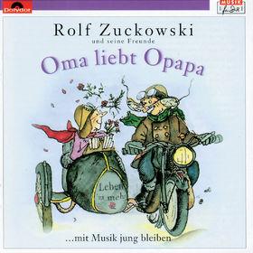 Rolf Zuckowski, Oma liebt Opapa, 00731458927129