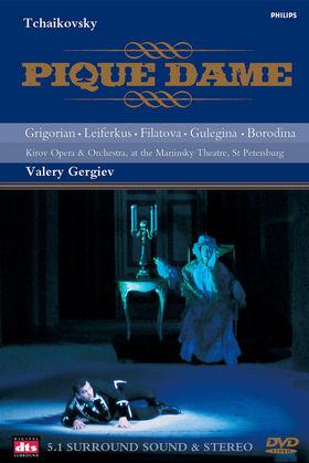 Tchaikovsky: Pique Dame (Pikovaya Dama), 00044007043493