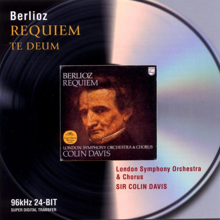 Berlioz: Requiem; Te Deum 0028946468922