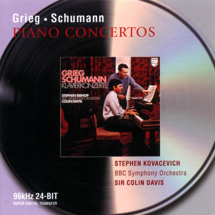 Grieg / Schumann: Piano Concertos 0028946470226