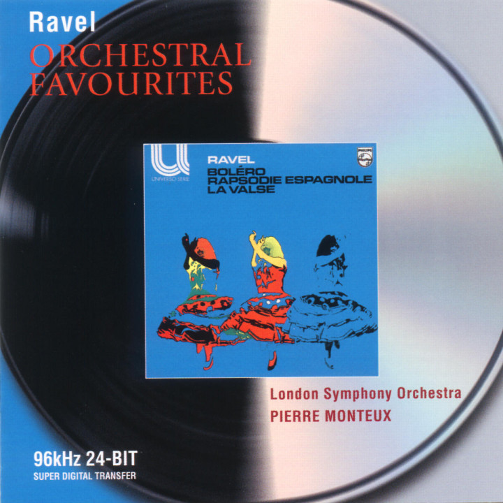 Ravel: Orchestral Favourites 0028946473322