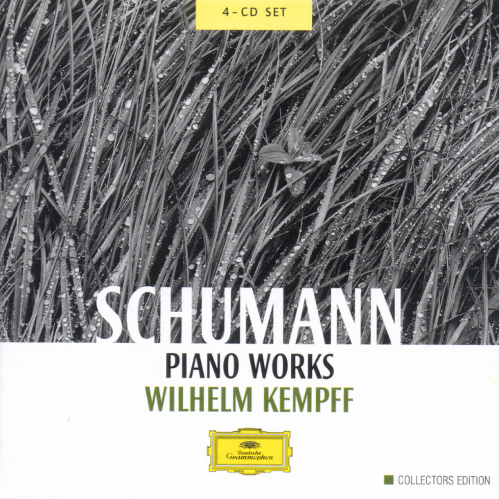 Schumann: Piano Works 0028947131225