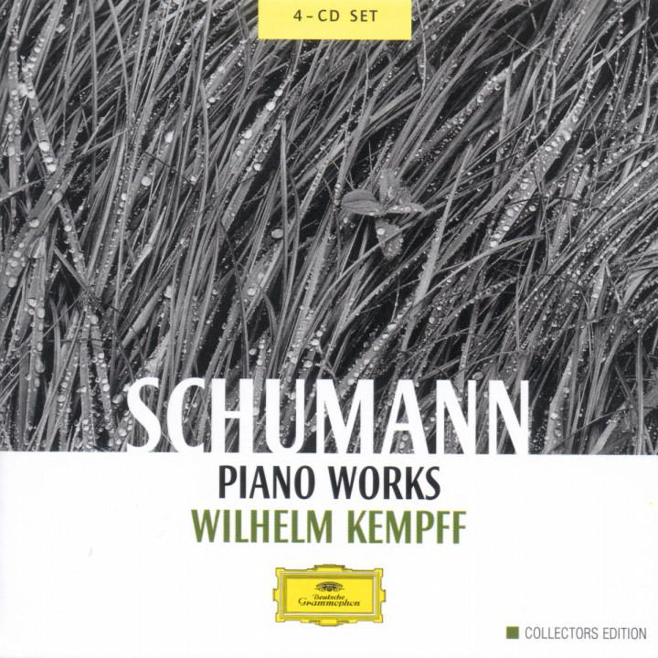 Schumann: Piano Works 0028947131225