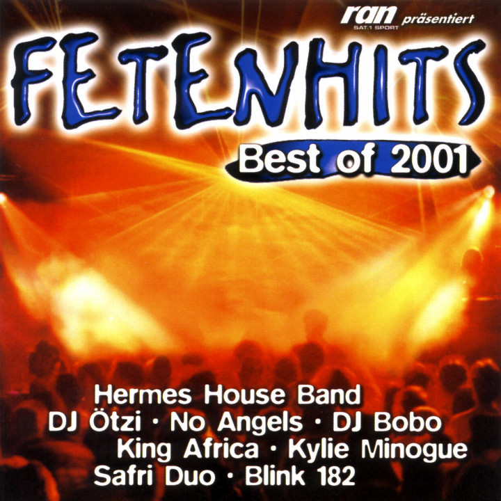 Fetenhits - Best Of 2001 - Party 0731458569022