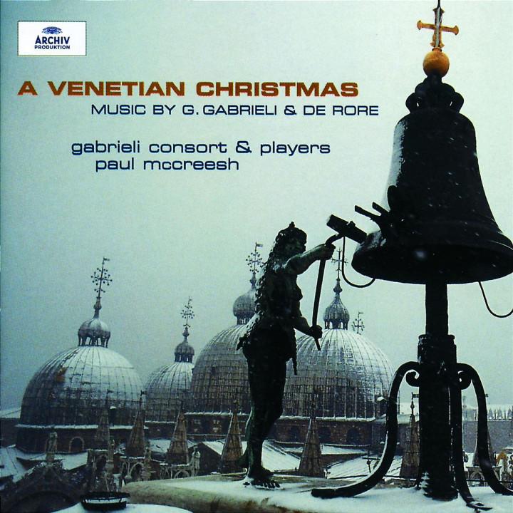 Gabrieli / De Rore: A Venetian Christmas 0028947133320
