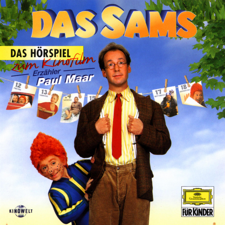 Das Sams - Hörspiel zum Kinofilm 0028947181725