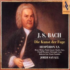 Johann Sebastian Bach, Die Kunst der Fuge, 00000059332527