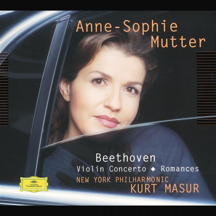 Beethoven: Violin Concerto; Romances 0028947134929