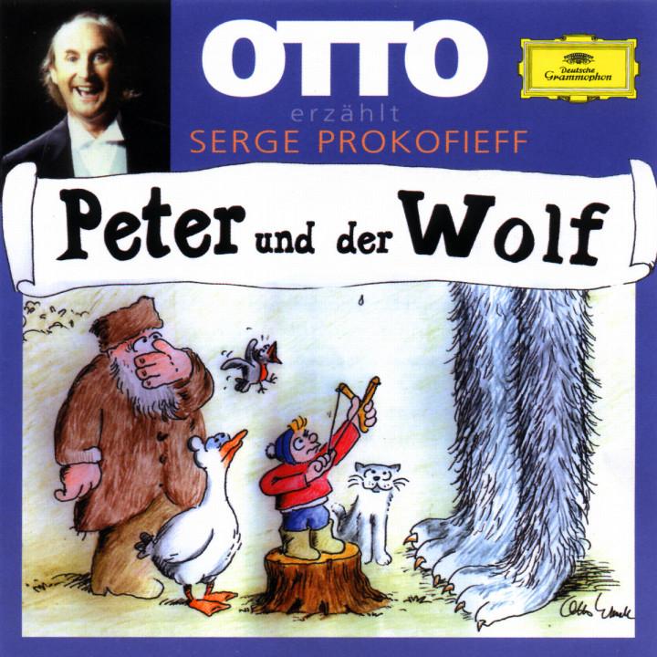Peter und der Wolf 0028947199922
