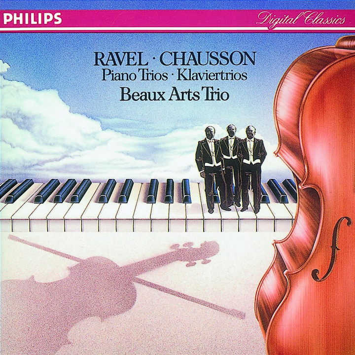 Ravel: Piano Trio in A minor/Chausson: Piano Trio in G minor 0028941114121