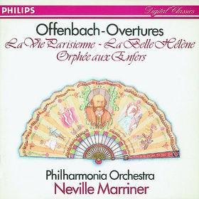 Jacques Offenbach, Offenbach: Overtures - La belle Hélène etc., 00028941147622