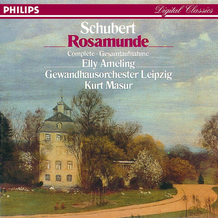 Schubert: Rosamunde 0028941243223