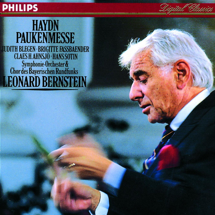 "Haydn: Mass in C ""Missa in Tempore Belli"" 0028941273428"
