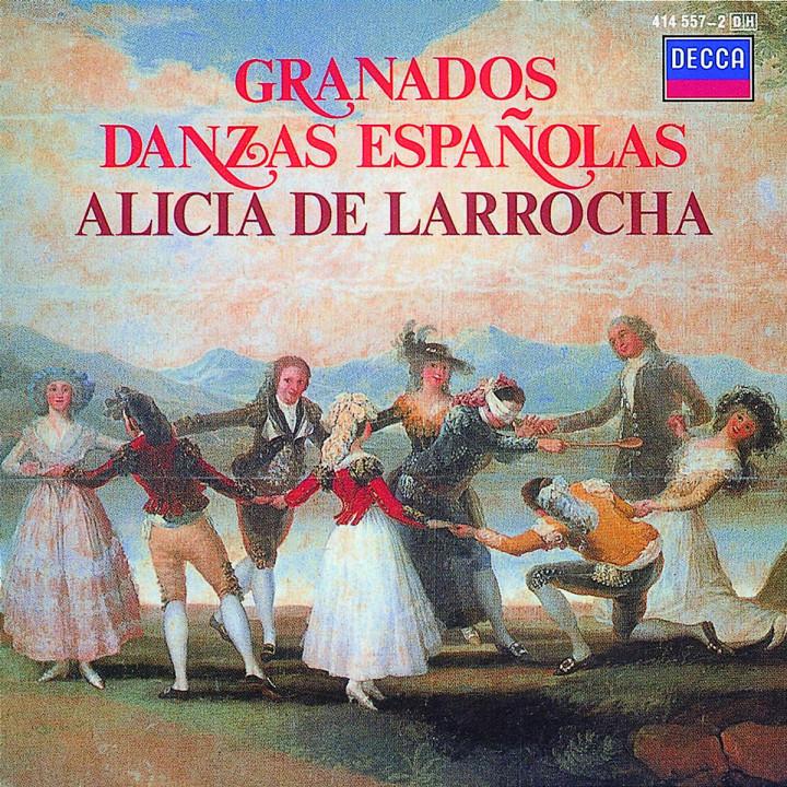 Granados: Danzas Españolas 0028941455725
