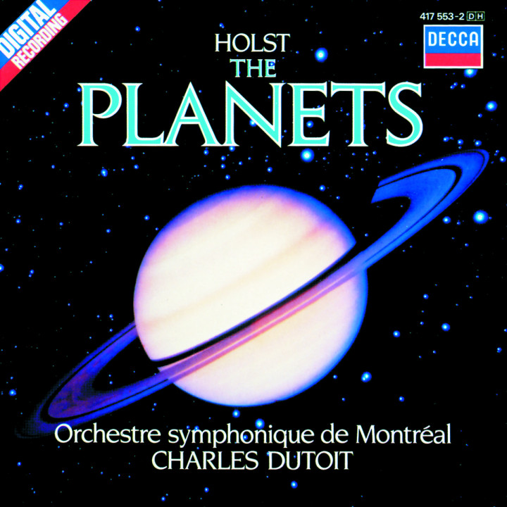 Holst: The Planets 0028941755326