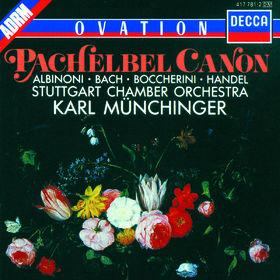 Johann Sebastian Bach, Albinoni / J.S.Bach / Handel / Pachelbel etc.: Adagio / Fugue in G minor / Organ Concerto No.4 / Ca, 00028941778123