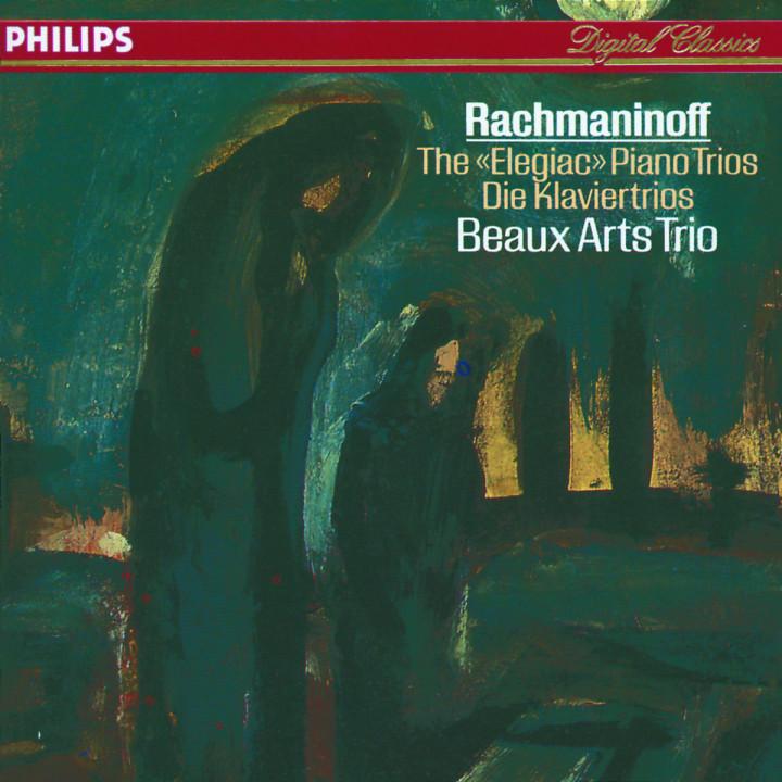 Rachmaninov: Piano Trios Nos.1 & 2 0028942017528