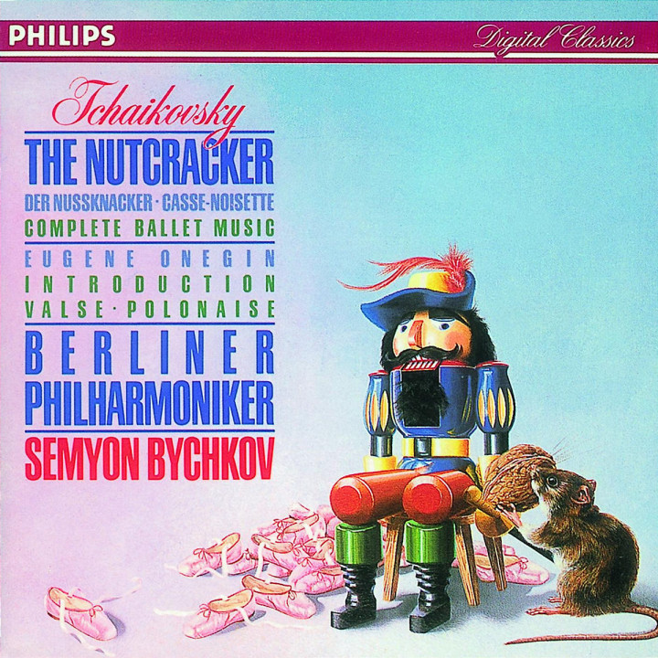 Tchaikovsky: The Nutcracker 0028942023723