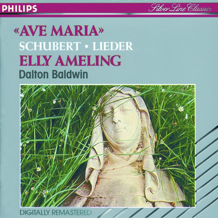 Schubert: Lieder - Ave Maria 0028942087024
