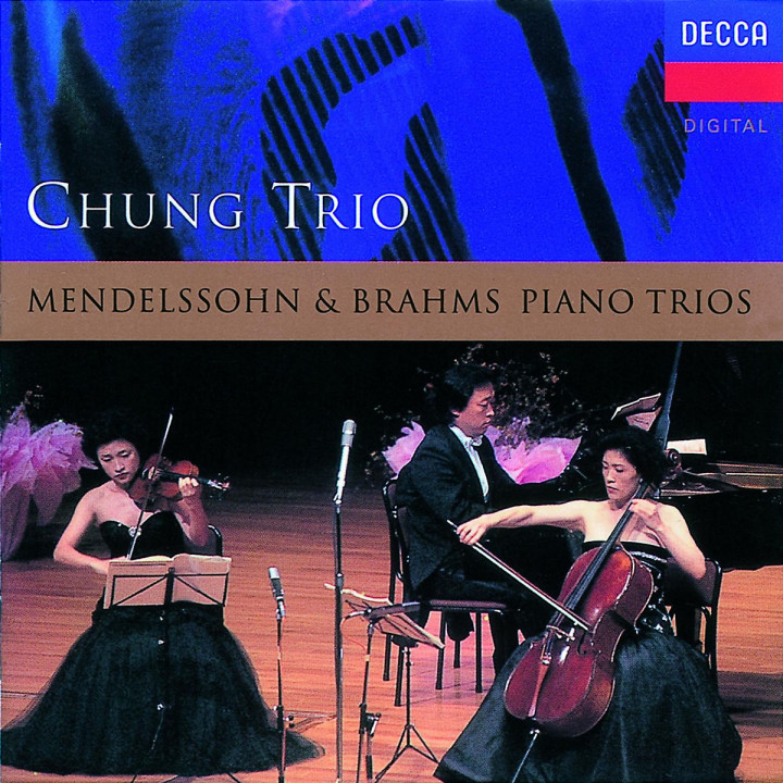 Mendelssohn/Brahms: Piano Trios 0028942142523