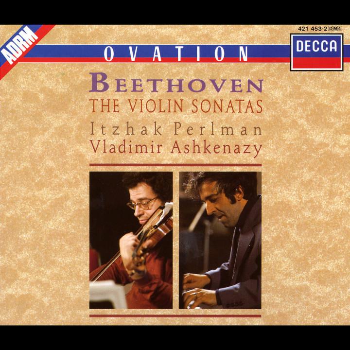 Beethoven: The Complete Violin Sonatas 0028942145320