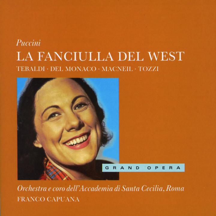 Puccini: La Fanciulla del West 0028942159523