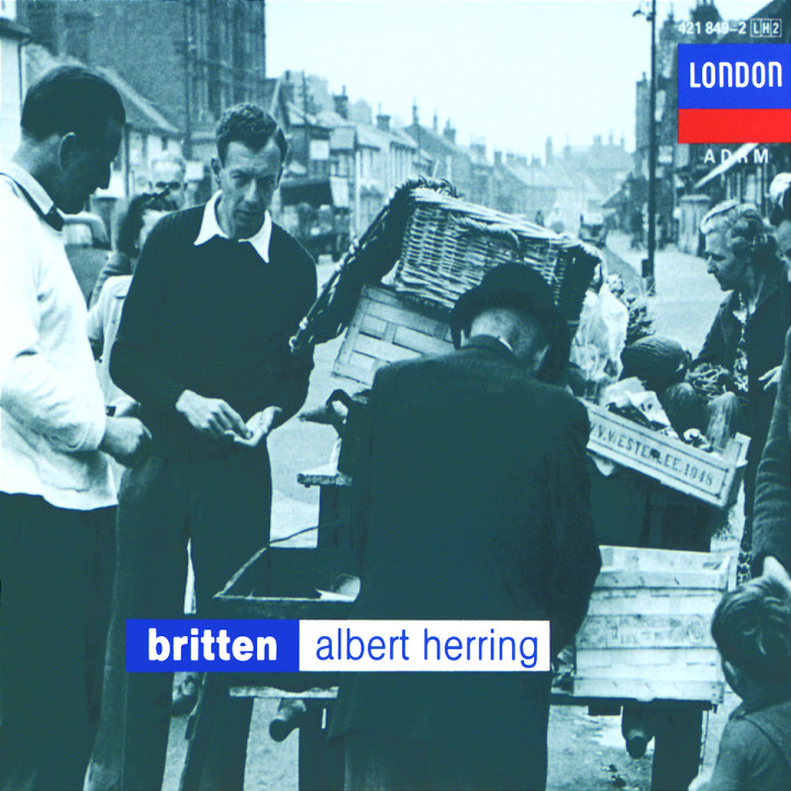 Britten: Albert Herring 0028942184929