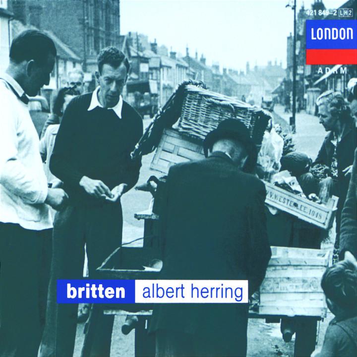 Britten: Albert Herring 0028942184929