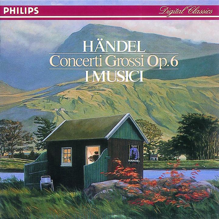 Handel: Concerti Grossi Op.6 0028942237021