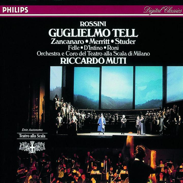 Rossini: Guglielmo Tell 0028942239126