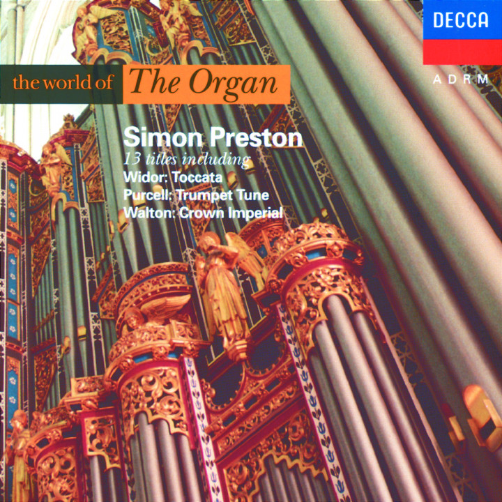 The World of The Organ 0028943009128