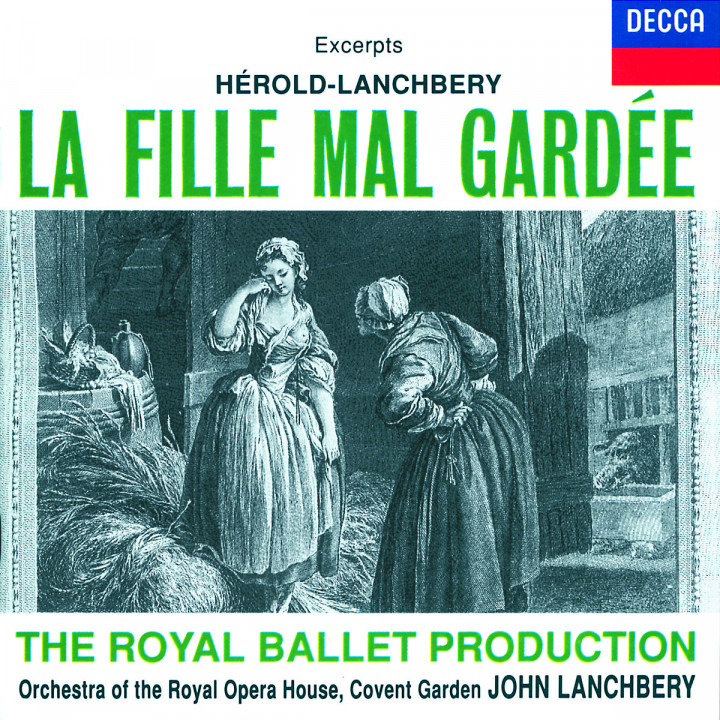 Hérold: La Fille mal gardée - Highlights 0028943019626