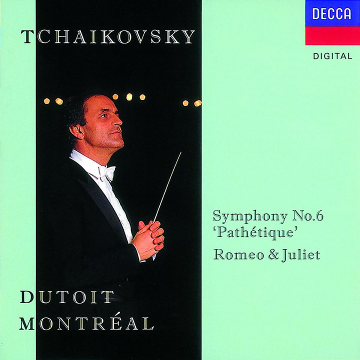 Tchaikovsky: Symphony No.6/Romeo and Juliet 0028943050722