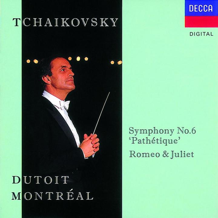 Tchaikovsky: Symphony No.6/Romeo and Juliet 0028943050722