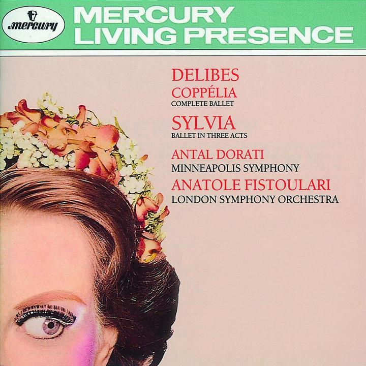 Delibes: Coppélia & Sylvia 0028943431329