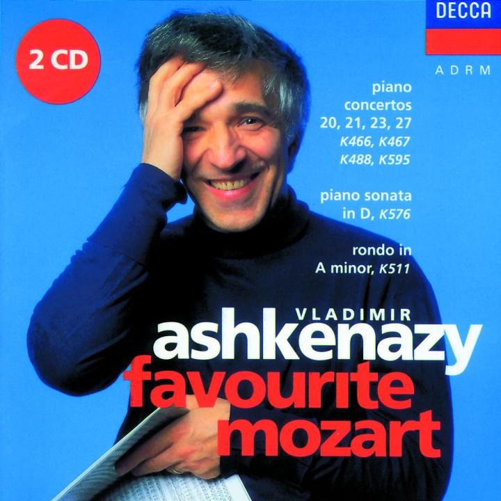 Favourite Mozart - Piano Concertos Nos.20, 21, 23, 27 etc. 0028943638328