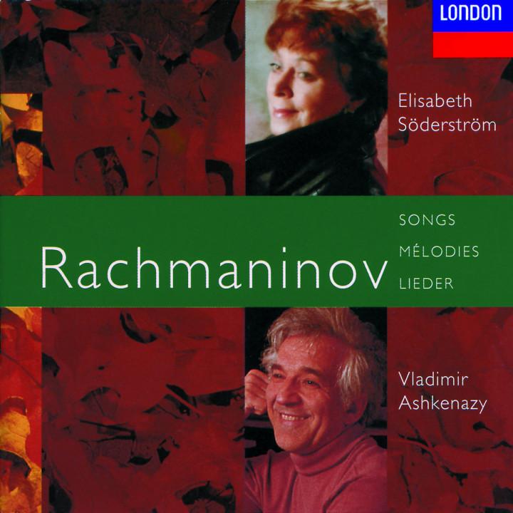 Rachmaninov: The Songs 0028943692021