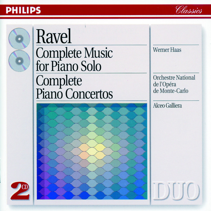 Ravel: Complete Music for Piano Solo/Piano Concertos 0028943835327