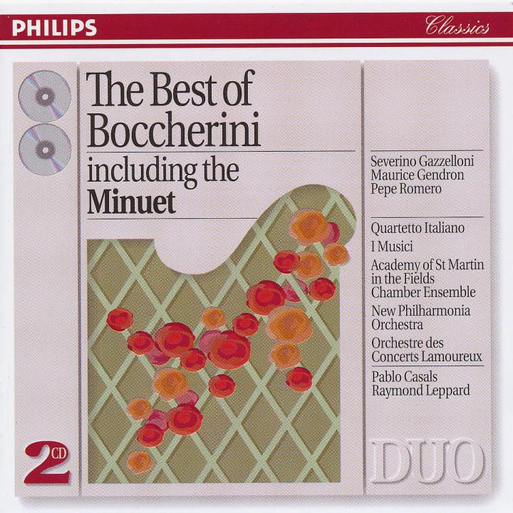 The Best of Boccherini 0028943837721
