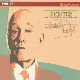 Wolfgang Amadeus Mozart, Mozart: Richter - The Authorised Recordings, 00028943848022