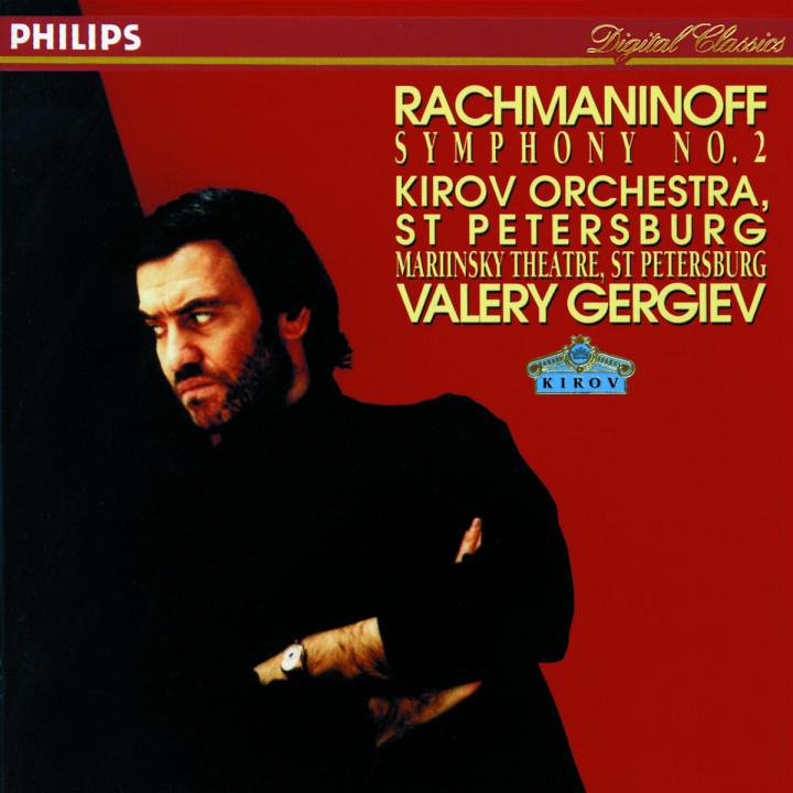 Rachmaninov: Symphony No.2 0028943886426