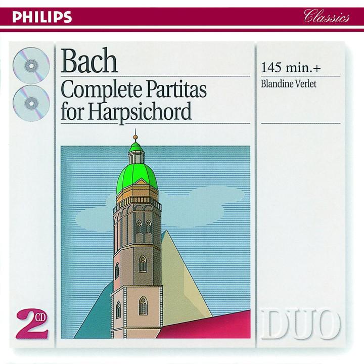 Bach, J.S.: Complete Partitas 0028944255928