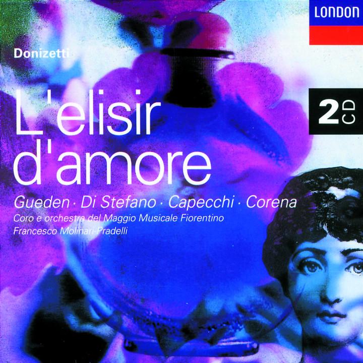 Donizetti: L'Elisir d'Amore 0028944354227