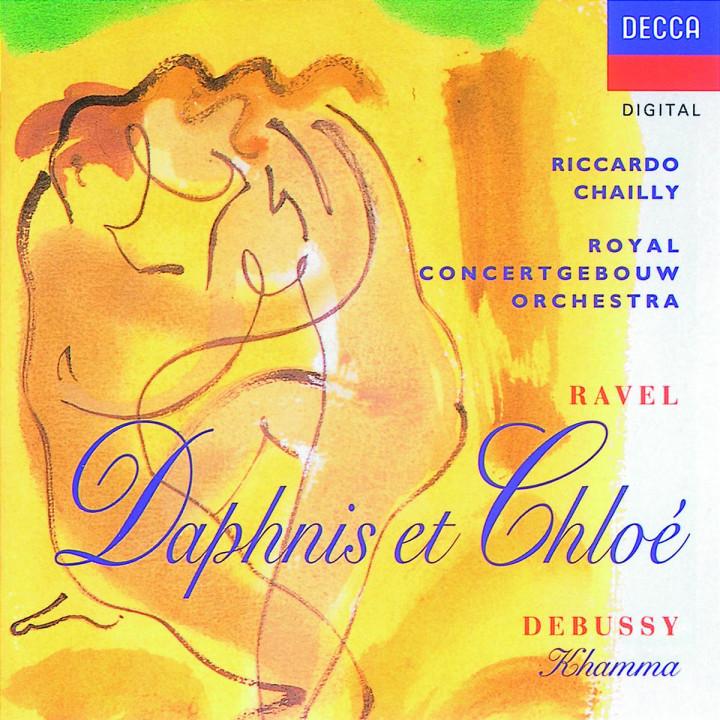 Ravel/Debussy: Daphnis & Chloë/Khamma 0028944393424