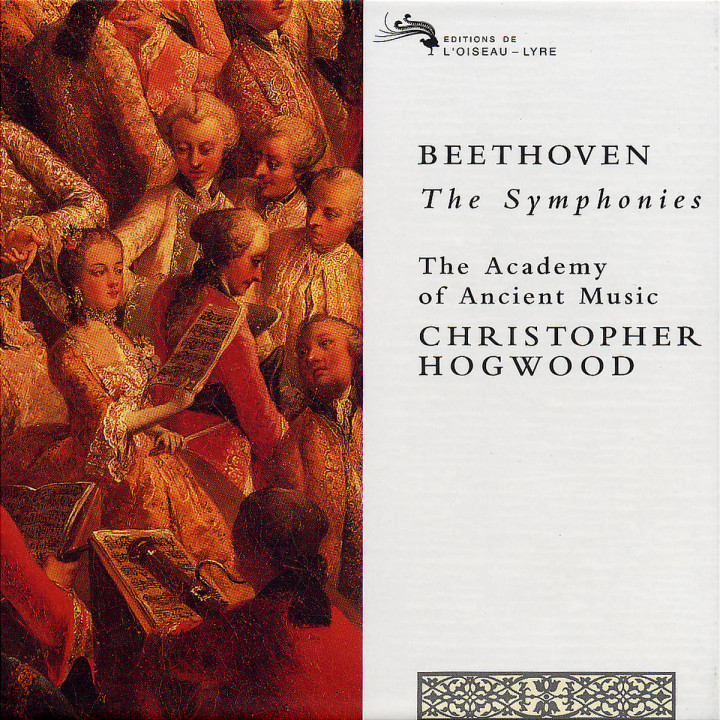 Beethoven: The Symphonies 0028945255127