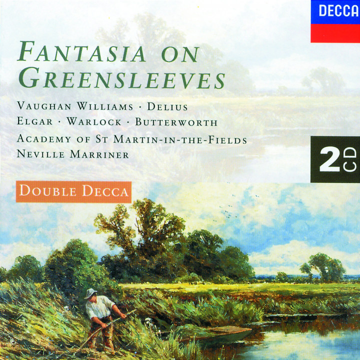 Fantasia on Greensleeves 0028945270726