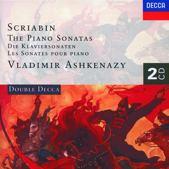Scriabin:The Piano Sonatas 0028945296120