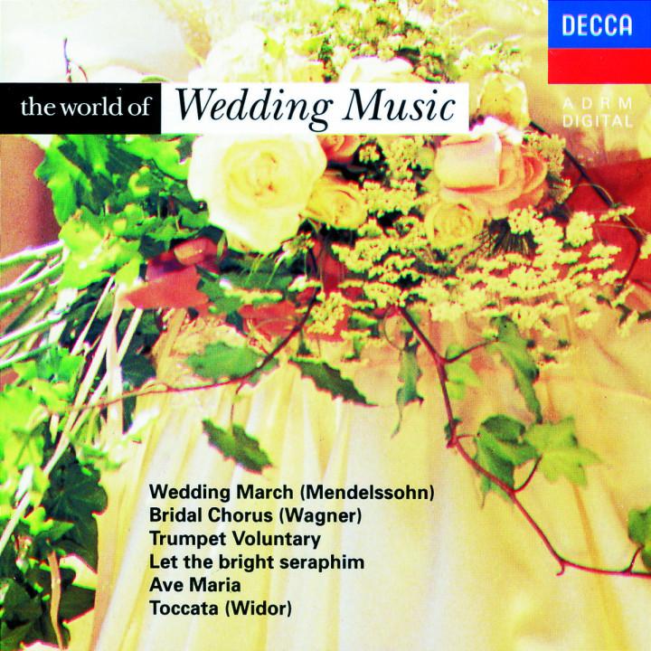 The World of Wedding Music 0028943640220